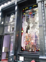 Anna Sui boutique exterior
