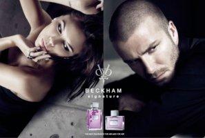 Beckham Signature fragrances