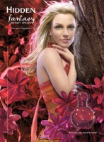 Britney Spears Hidden Fantasy fragrance advert 2