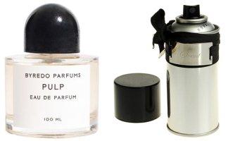 Byredo Pulp & Boudicca Wode fragrances