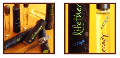 Lifetherapy perfumes