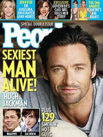 People Magazine Sexiest Man Alive Issue 2008