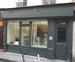 The Different Company, Paris, exterior