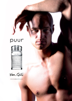 Van Gils Puur cologne for men