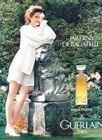 Guerlain Jardins de Bagatelle advert