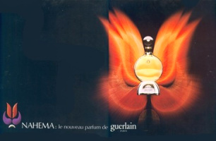 Guerlain Nahema fragrance advert