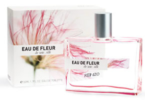 Kenzo Fleur The Collection, Soie perfume