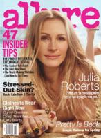 Allure cover, March 2009