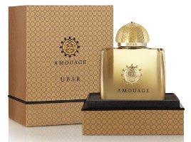 Amouage Ubar fragrance, 2009 packaging