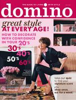 Domino cover, March 2009