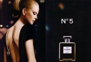 Nicole Kidman for Chanel No. 5