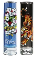 Ed Hardy Man and Ed Hardy Love & Luck Man colognes