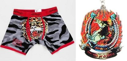 Ed Hardy products