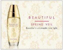 Estee Lauder Beautiful Spring Veil fragrance