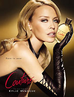 Kylie Minogue Couture fragrance