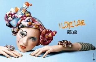 Moschino I love Love perfume