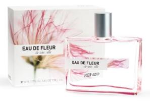 Kenzo Eau de Fleur de Soie, Silk Flower