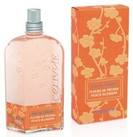 L'Occitane Peach Blossom fragrance