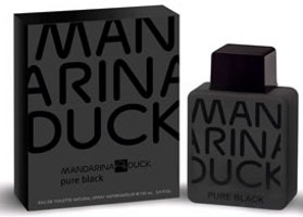 Mandarina Duck Pure Black cologne for men