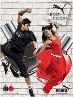Puma Urban Motion fragrances