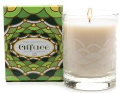 Claus Porto Alface almond candle