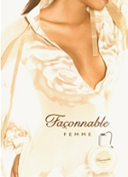 Faconnable Femme fragrance