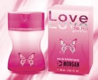 Morgan Love Love de Toi Glossy perfume