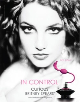 Britney Spears In Control Curious perfume