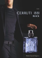 Cerruti 1880 Black fragrance for men