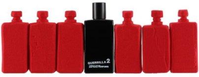 Comme des Garcons Guerilla 1 & Guerilla 2 fragrances