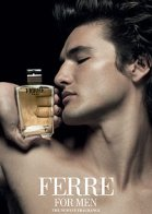Gianfranco Ferre for men fragrance