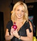Britney Spears with Fantasy fragrance