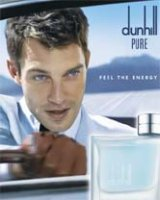 Dunhill Pure fragrance