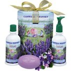 Caswell Massey Lilac fragrance gift set