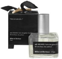 Miller et Bertaux Close Your Eyes And...fragrance