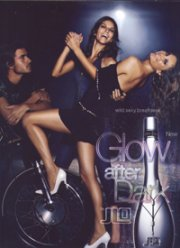Jennifer Lopez Glow after Dark by JLO fragrance