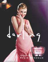 Kylie Minogue Darling fragrance