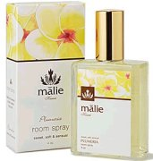 Malie Kaua'i Plumeria fragrance room spray