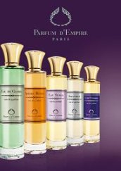 Parfum d'Empire fragrances