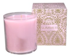 Voluspa Yuzu Rose Bubblebath candle