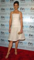 Katie Holmes at the Fifi Awards