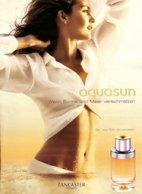 Lancaster Aquasun perfume