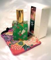 Aroma M fragrance bottles