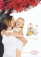 Clarins Par Amour & Par Amour Toujours fragrances