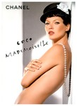 Chanel Coco Mademoiselle ad