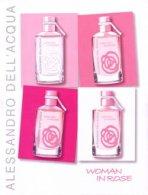 Alessandro Dell'Acqua Woman in Rose perfume