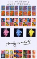 Les Parfums Andy Warhol
