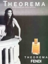 Fendi Theorema fragrance