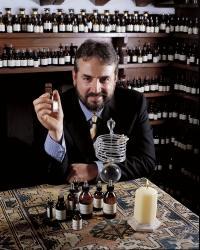 Perfumer Lorenzo Villoresi