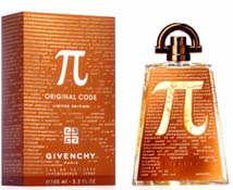 Givency Pi Original Code fragrance